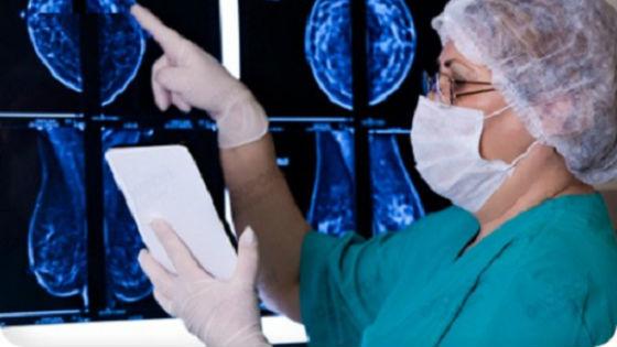 Изучение результатов исследования женской груди