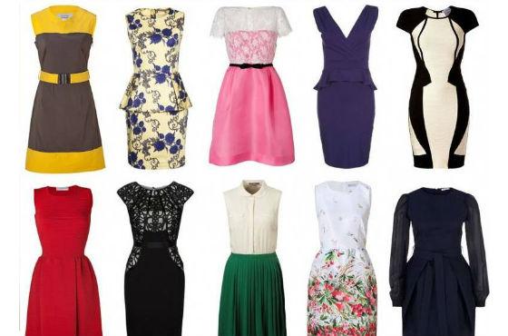 Варианты одежды для подчеркивания талии