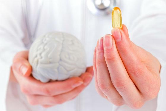 Жирные кислоты необходимы для работы мозга