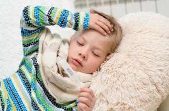 Респираторные инфекции у детей