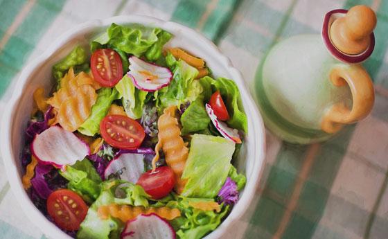 Трехдневная диета на овощах