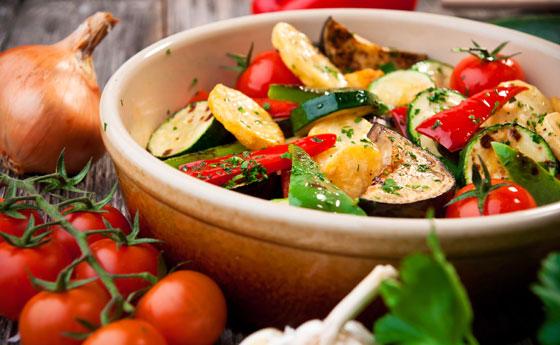 Пятидневная диета на овощах