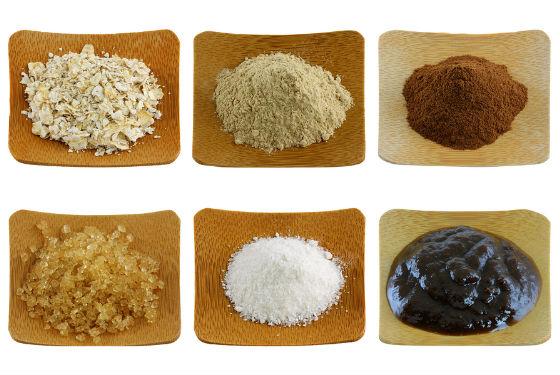 Дополнительные ингредиенты для маски из овсянки