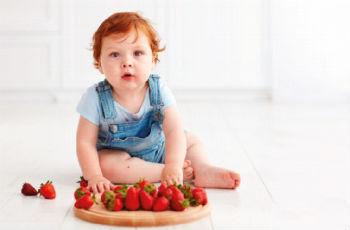 Аллергические реакции на определенные продукты у детей