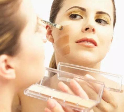 Подбор тонального крема для своего типа кожи