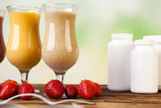 Покупные белковые коктейли для снижения веса