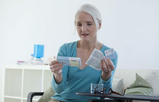 ЗГТ для женщин менопаузального возраста