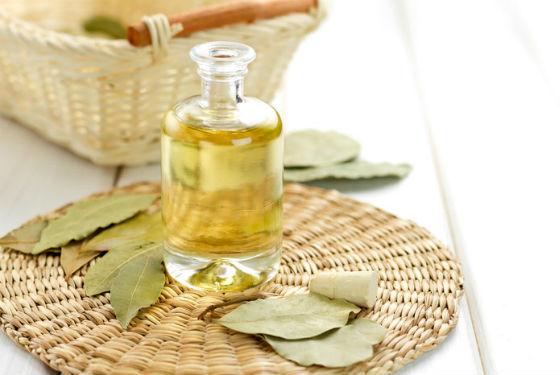 Покупное масло из листиков лавра