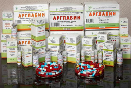 Арглабин для лечения рака груди