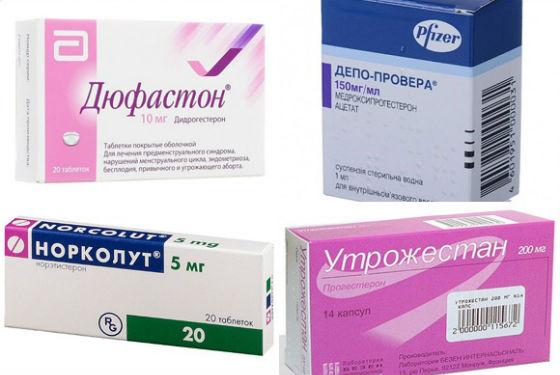 Медикаментозное лечение миоматозных узлов в период менопаузы