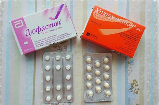Утрожестан как заменитель гормонов для беременной женщины