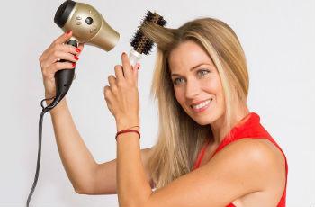 Как быстро и надолго придать объем волосам