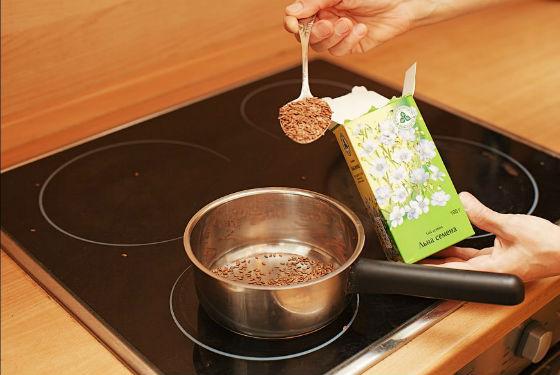 Кисель из льняного семени в домашних условиях