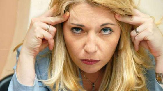 Приливы как один из признаков менопаузы