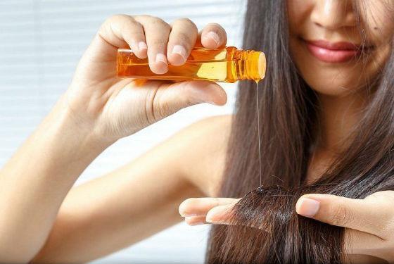Использование касторки для волос