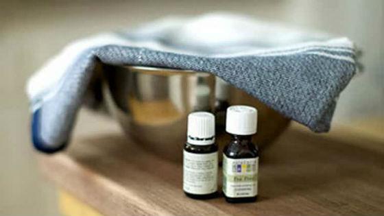 Ингаляции с эфирами при простуде
