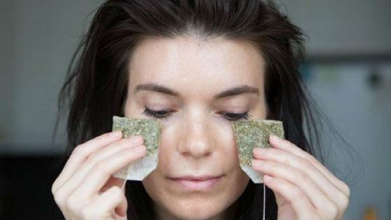 Чайная заварка для устранения аллергических проявлений