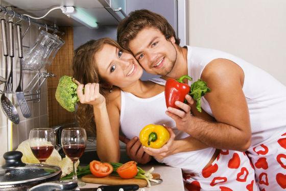 Женские продукты-афродизиаки