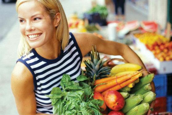 Полезная и доступная овощная диета