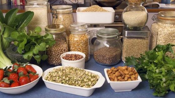Продукты, рекомендованные в период менопаузы