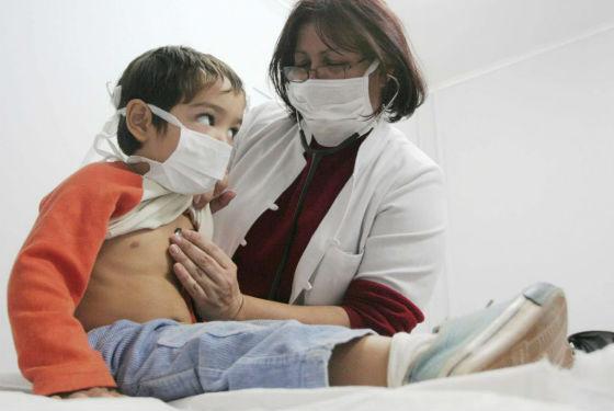 Вакцинация показана после перенесенной пневмонии