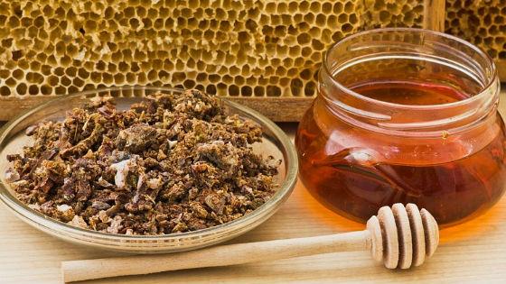 Продукты пчеловодства для иммунитета