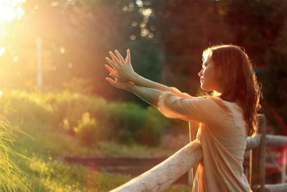 Радость каждому дню принесет изменения и поменяет мировосприятие
