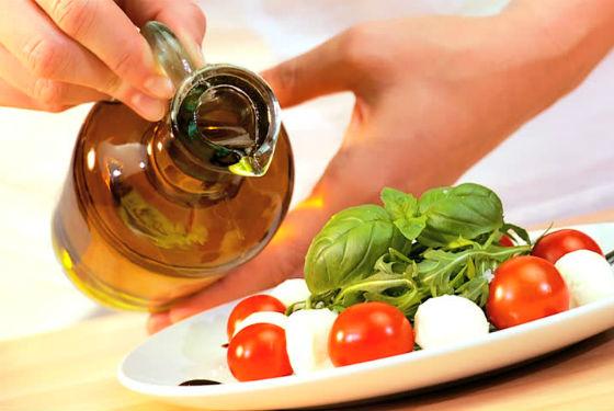 При воспалении желчного пузыря должно присутствовать растительное масло