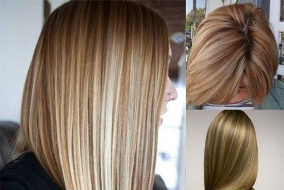 Использования разных оттенков тоника для осветленных волос