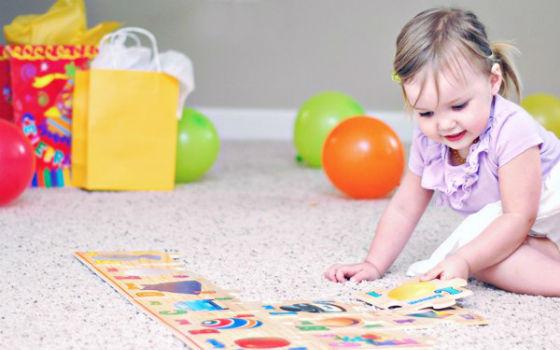 Развитие малышей до трех лет