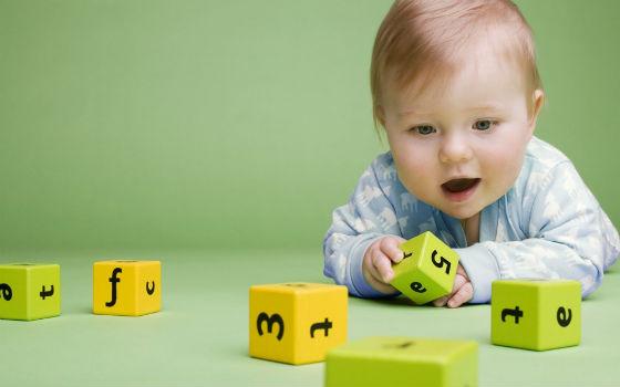 Развитие малыша до 1 года