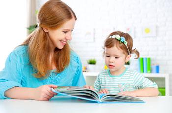 Обучение пятилетнего ребенка чтению