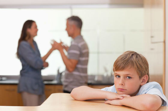 Конфликты в семье приводят к протестам