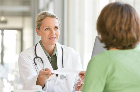 При любых неблагополучиях посещают врача