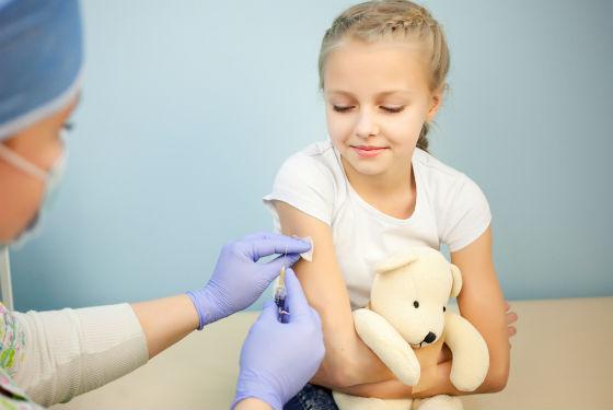 Повторная вакцинация проводится в 6 лет