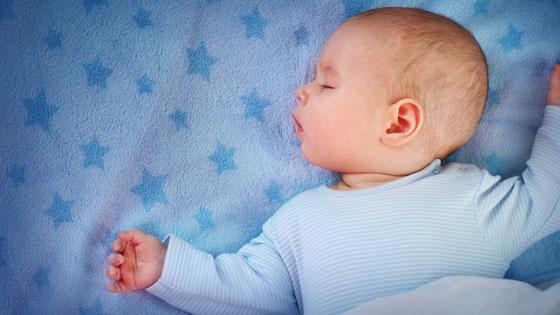 Режим сна полугодовалого ребенка