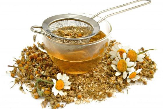 Ромашковый чай при воспалении мочевого пузыря