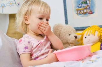 Лечение ротавирусной инфекции у ребенка до 2 лет