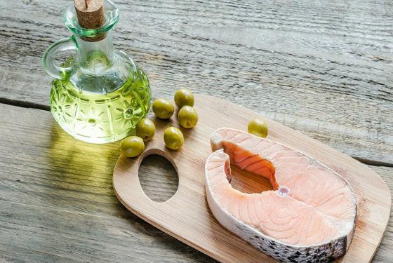 Рыба как основной источник белка при японской системе питания