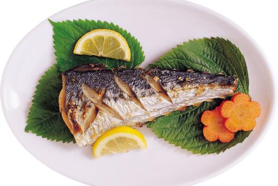 Запеченная рыба любых сортов в рыбный день
