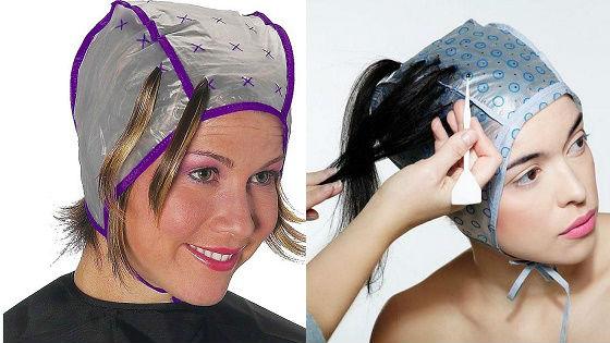 Использование специальной шапочки