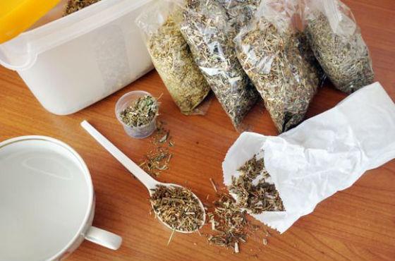 Сборы трав для лечения избыточного выделения желудочного сока