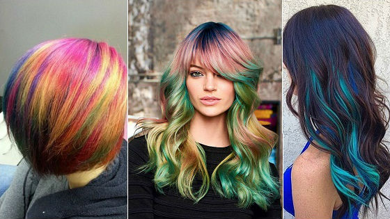 Разноцветный для любителей необычного