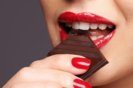 Продукты и сладости, которые повышают ощущения счастья, радости и влюбленности