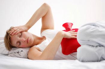 Как избавиться от болей во время месячных