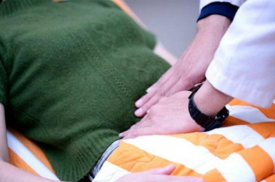 Сильные боли в животе при воспалении маточных труб