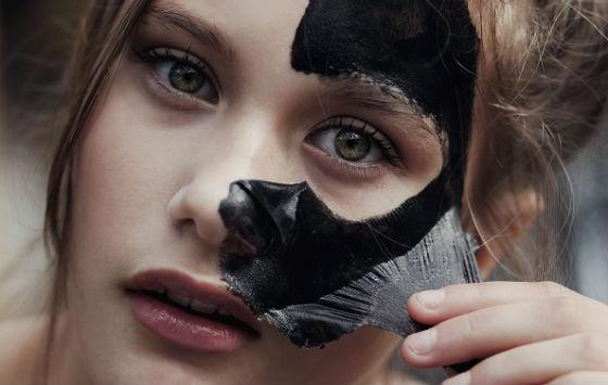 маска с яйцом от морщин