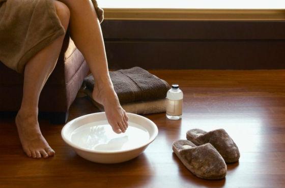 Ножные ванночки для согревания ступней