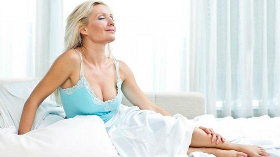 В период менопаузы многие женщины способны сохранить красоту и здоровье