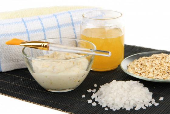 Ингредиенты для приготовления медовых масок